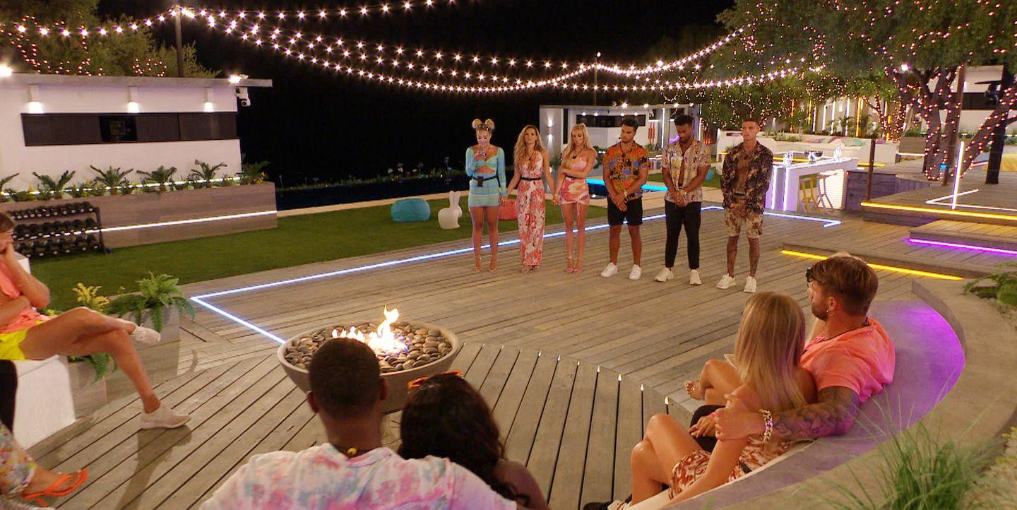 This Love Island second acquired greater than 1,500 Ofcom complaints