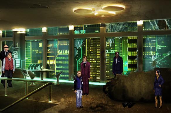 Blackwell publisher introduces cyberpunk thriller, Technobabylon