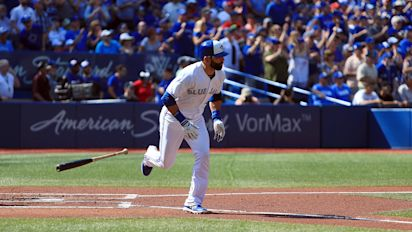 Bautista delivers in potential Toronto farewell