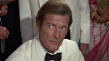 Roger Moore's son is a dead ringer for his father in Bond costume