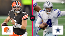 What channel is Cowboys vs. Browns on today? Time, TV schedule for Week 4 NFL game