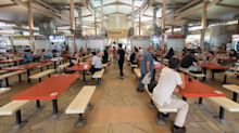 Jurong West Hawker Centre to change controversial tray-return scheme