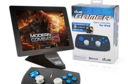 Duo Games reveals Gameloft-branded iOS controller, coming very soon