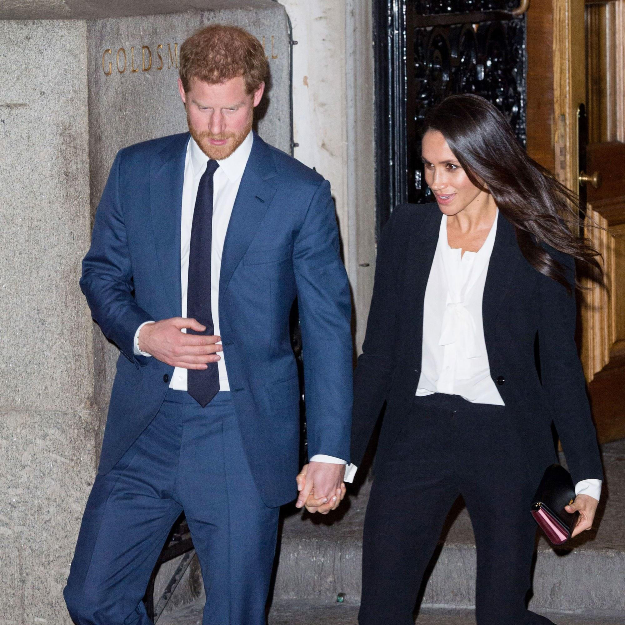 b75305c6d68 What If Meghan Markle Wore a Suit to the Royal Wedding