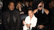 Blue Ivy Teaches Her Friend To Dance To Jay-Z