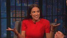 Alexandria Ocasio-Cortez's problem with colleagues believing Fox News