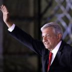 'Everyone's against me': rivals attack Mexico leftist in TV debate