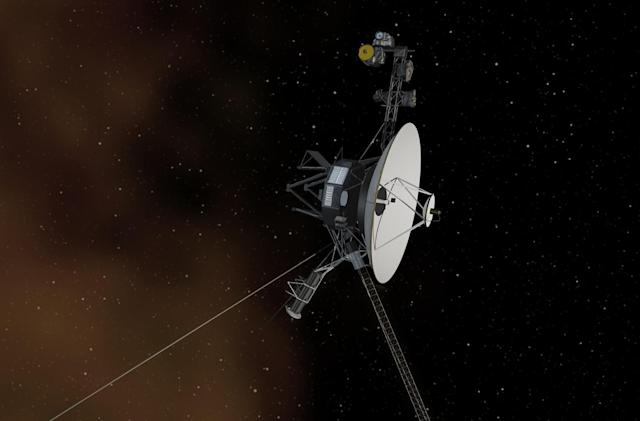 NASA is fixing a Voyager 2 snag that deactivated sensors