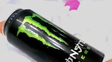 Here's Why Monster Beverage Stock Is Sparkling Today