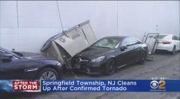 EF2 tornado confirmed in Fort Drum [Video]