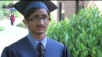 Teen Earns Three College Degrees Before Finishing High School