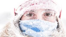 Here's how cold it's got to be to warrant a day off work