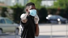 Barcelona's Umtiti, out of Champions League trip, tests positive for COVID-19