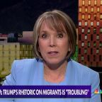 NM Gov.-Elect Lujan Grisham: Caravan not a threat
