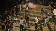 Jérusalem: plus de 50 blessés dans de nouveaux heurts entre Palestiniens et policiers israéliens