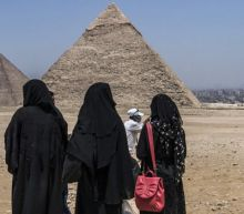 Egypt invites Elon Musk to see for himself pyramids 'not built by aliens'