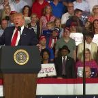 'Uncomfortable:' Reaction to Greenville Trump rally pours in from across NC