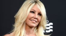 Heather Locklear internada en psiquiatría