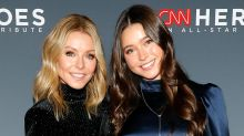 Kelly Ripa's 'gifted' daughter, Lola Consuelos, debuts singing voice: 'BEAUTIFUL!'