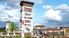 Tanger Factory Outlet Centers Offers an In-Line Quarter