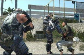 Army of Two map pack delayed for Americans
