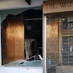 'We're still trying to figure out what's missing and what's damaged': LA small business owner on aftermath of looting