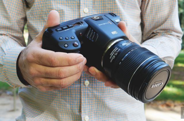 Blackmagic drops the price of its 6K cinema camera to $1,995
