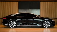 Lucid Motors CEO: The EV battle will be a 'two horse race'