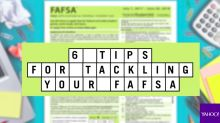6 tips for tackling your FAFSA