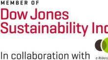 JLL ranks on Dow Jones Sustainability Index for fourth consecutive year