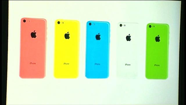 Apple unveils two new iPhones, starting at $99