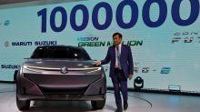 India's top carmaker Maruti Suzuki says no urgent need to cut car taxes