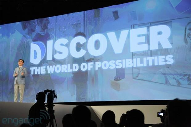 Samsung's 2013 CES press event now live for online viewing