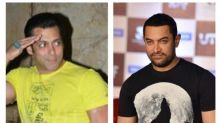 Salman Khan pays the highest advance taxes; Aamir surprises with a low number