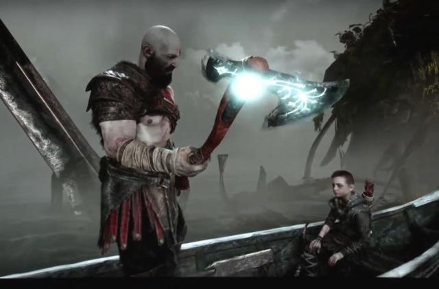 The next 'God of War' comes to PS4 in early 2018
