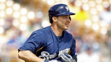 Brewers OF Braun could put off retirement