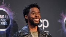 Chadwick Boseman: Marvel boss didn't learn of Black Panther star's cancer until day of his death