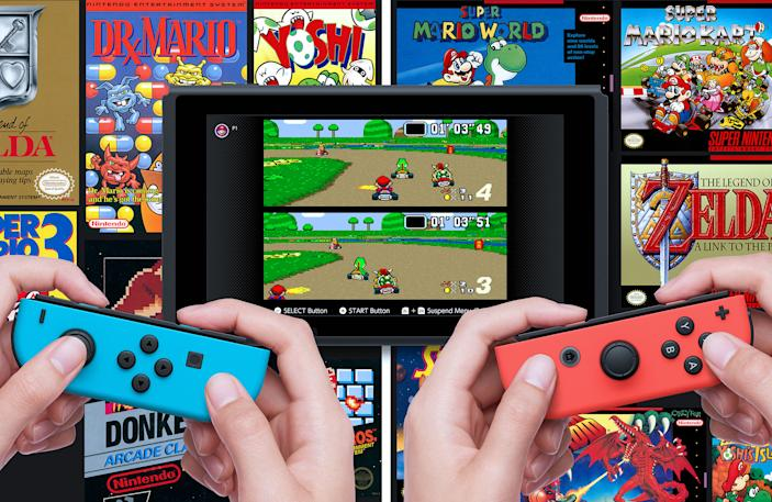 Nintendo's Switch Online 'Expansion Pack' costs $50 a year, launches October 25th