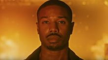 'Fahrenheit 451' official trailer: Michael B. Jordan thinks twice about burning it all down