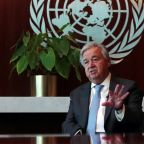 Divided world is failing COVID-19 test: U.N. Chief