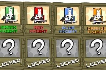 Castle Crashers will have 22 unlockable characters