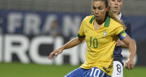 Foot - Transfert (F) - Foot féminin : la Brésilienne Marta signe à Orlando Pride