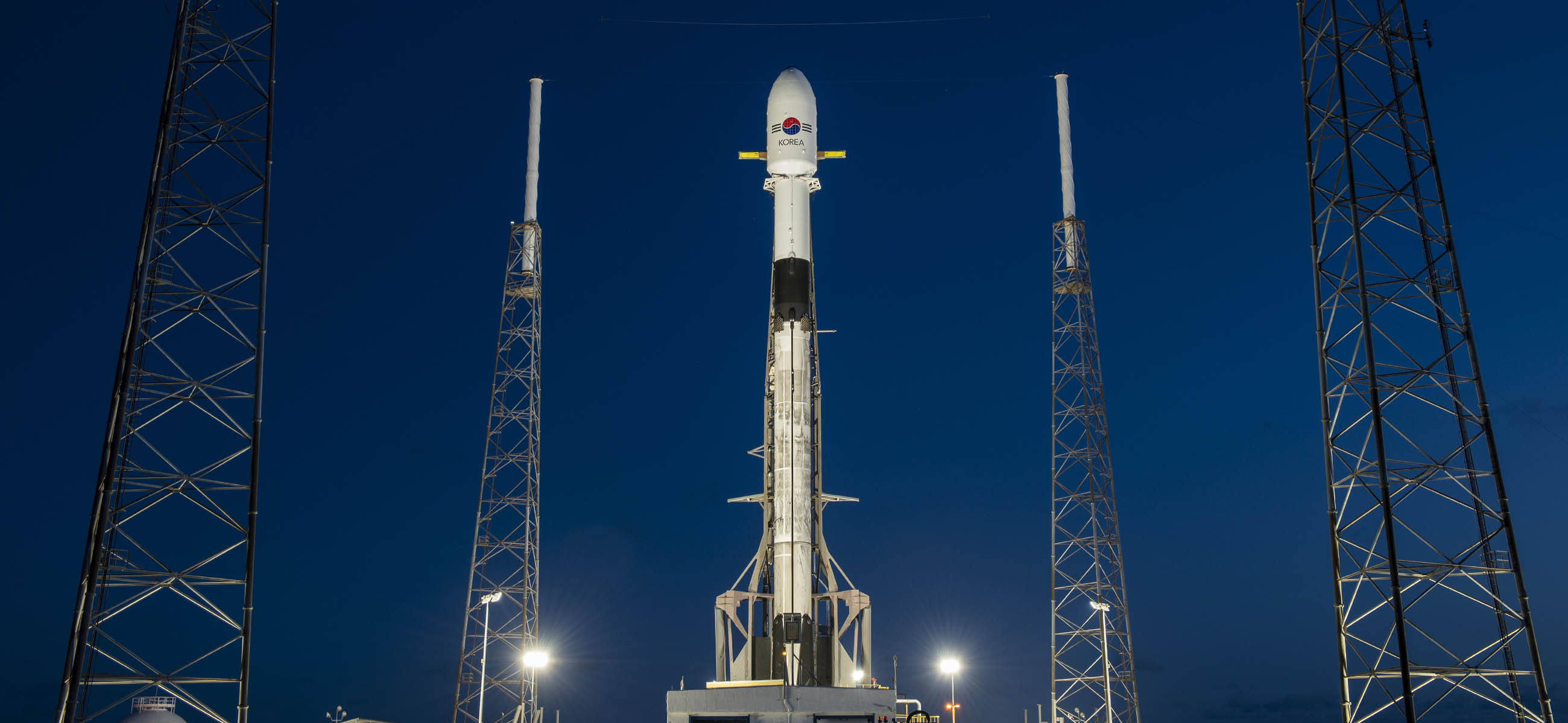 Watch SpaceX launch a South Korean satellite using the same booster that flew NASA astronauts – Yahoo Finance Australia