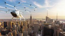 PTC PLM to Enable Development of Volocopter's Autonomous Air Taxis