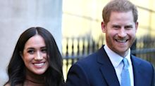 Meghan Markle and Prince Harry 'Are Besotted with Each Other' Amid Royal Exit, Source Says