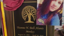 Mom says school wouldn't let friends carry late daughter's ashes at graduation ceremony