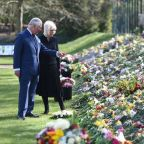 Prince Philip news – live: Prince Charles 'close to tears' while viewing tributes to father