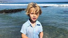 Jessica Simpson's 4-Year-Old Son Debuts Shaggy Cut After Chopping Off His Long Blond Hair