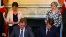 The real reason Theresa May didn't sign DUP deal?