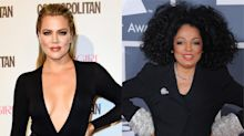 Khloe Kardashian accused of cultural appropriation following Diana Ross tribute